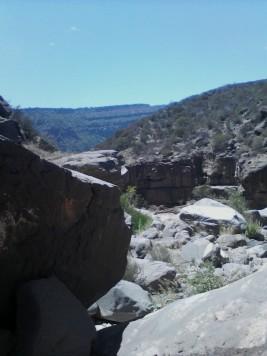Upper Tar Creek Falls 004