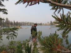 Dinkey Lakes 010