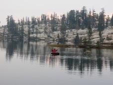 Dinkey Lakes 011