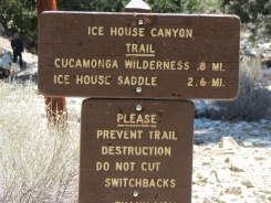 Icehouse Canyon 004