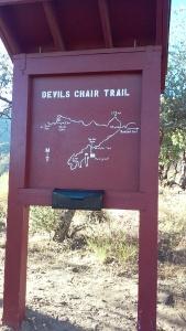 Devil's Chair Trail 01