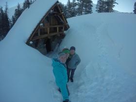 Pear Lake Ski Hut 25