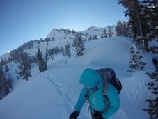 Pear Lake Ski Hut 26