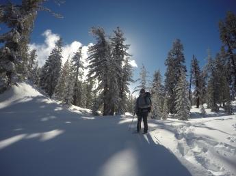 Pear Lake Ski Hut 29