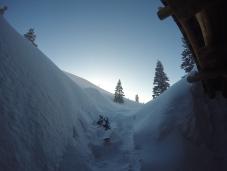 Pear Lake Ski Hut 32