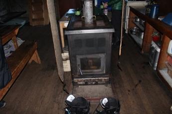 Pear Lake Ski Hut 15