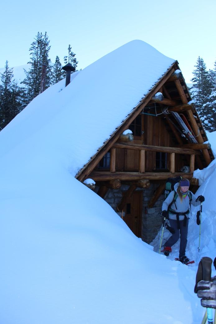 Pear Lake Ski Hut 17