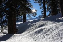 Pear Lake Ski Hut 18